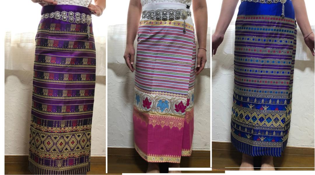 タイ民族衣装